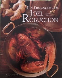 Les dimanches de Joël Robuchon