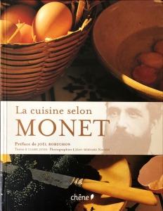 la cuisine selon Monet