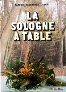 la sologne à table