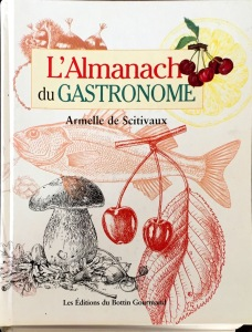 L'Almanach du gastronome
