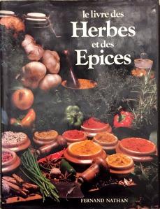 Le livre des herbes et des épices
