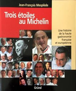 Trois étoiles au Michelin