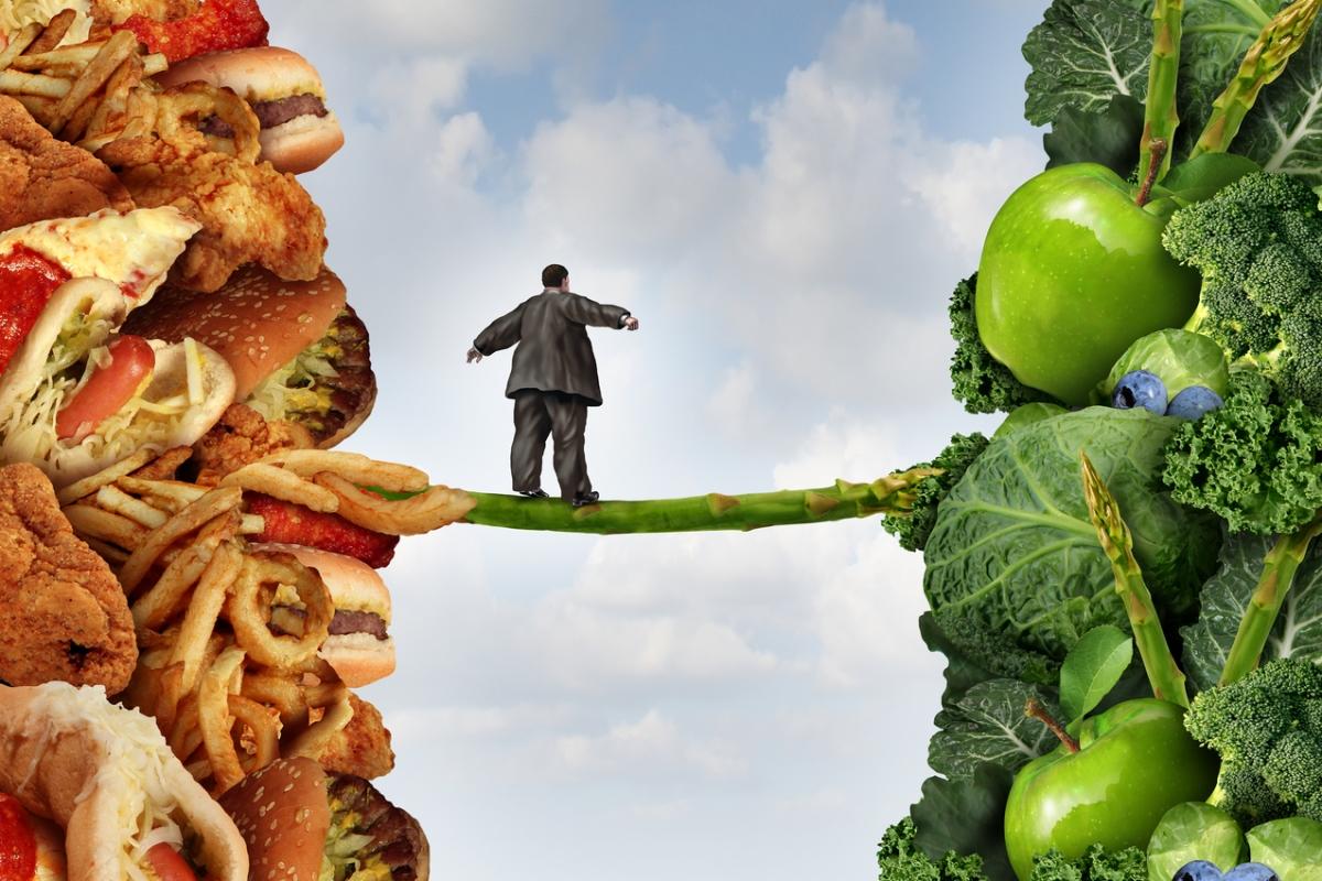 Diététique, le choix