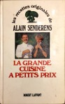 Alain Senderens, La cuisine à petits prix