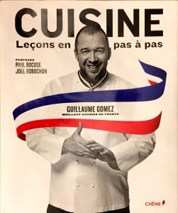 Guillaume Gomez, Cuisine, Leçons en pas à pas
