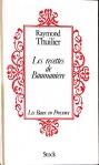 Raymond Thuilier, les recettes de Baumanière