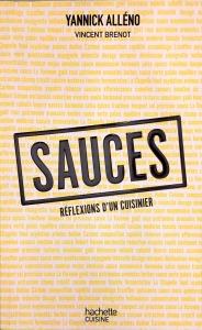 Yannick Alleno, Sauces