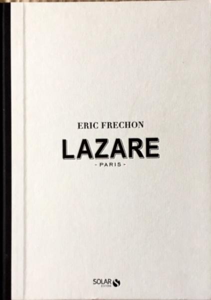 ERIC FRECHON LAZARE