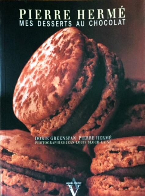 Mes desserts au chocolat, Pierre Hermé
