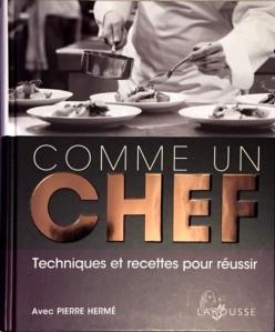 Comme un chef, Pierre Hermé